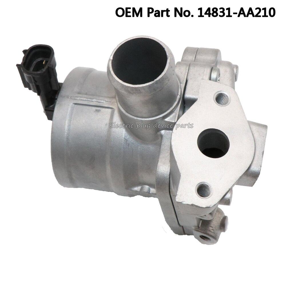 Echtes Emission Air Überprüfen Agr-ventil für Subaru Forester 14831-AA210 101392-3590