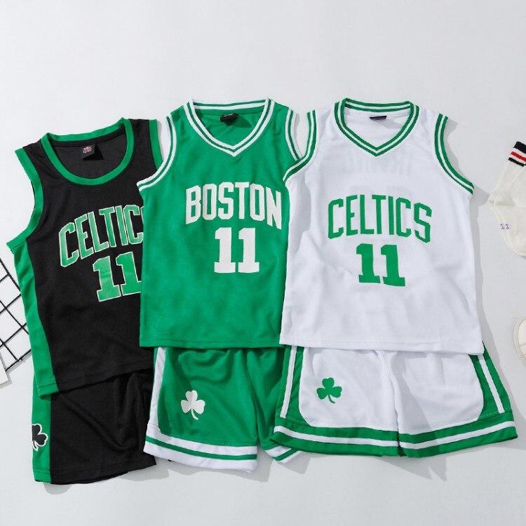 AliExpress - Basketball Jersey Sports Suit for Children Training Boy Sets Letter Print 2pcs Vest+Shorts Kids Clothes Boys Children's Clothes