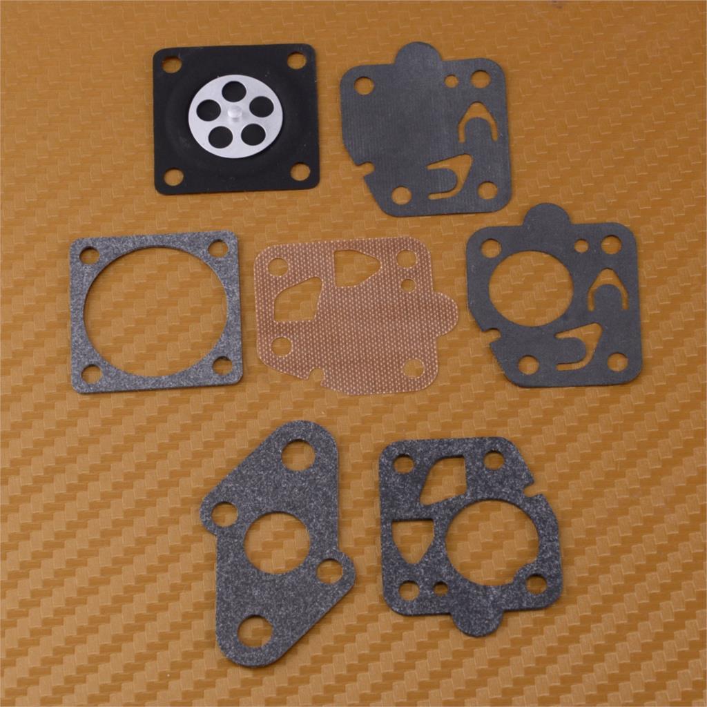 Kit de juntas de Diaphgram para carburador Shindaiwa T20 C35, A98064-11 de ajuste de motor, 99909-105