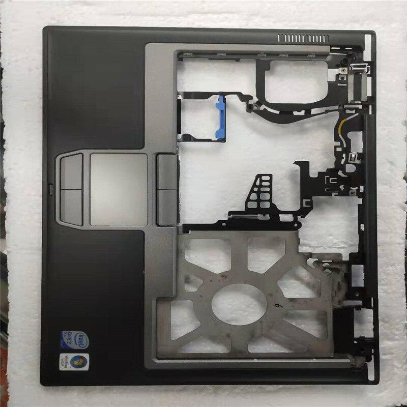 Чехол для ноутбука Dell Latitude D620 D630, оригинальный корпус C, подставка для ладони с сенсорной панелью, левая и правая кнопка CN-0DT889-12961