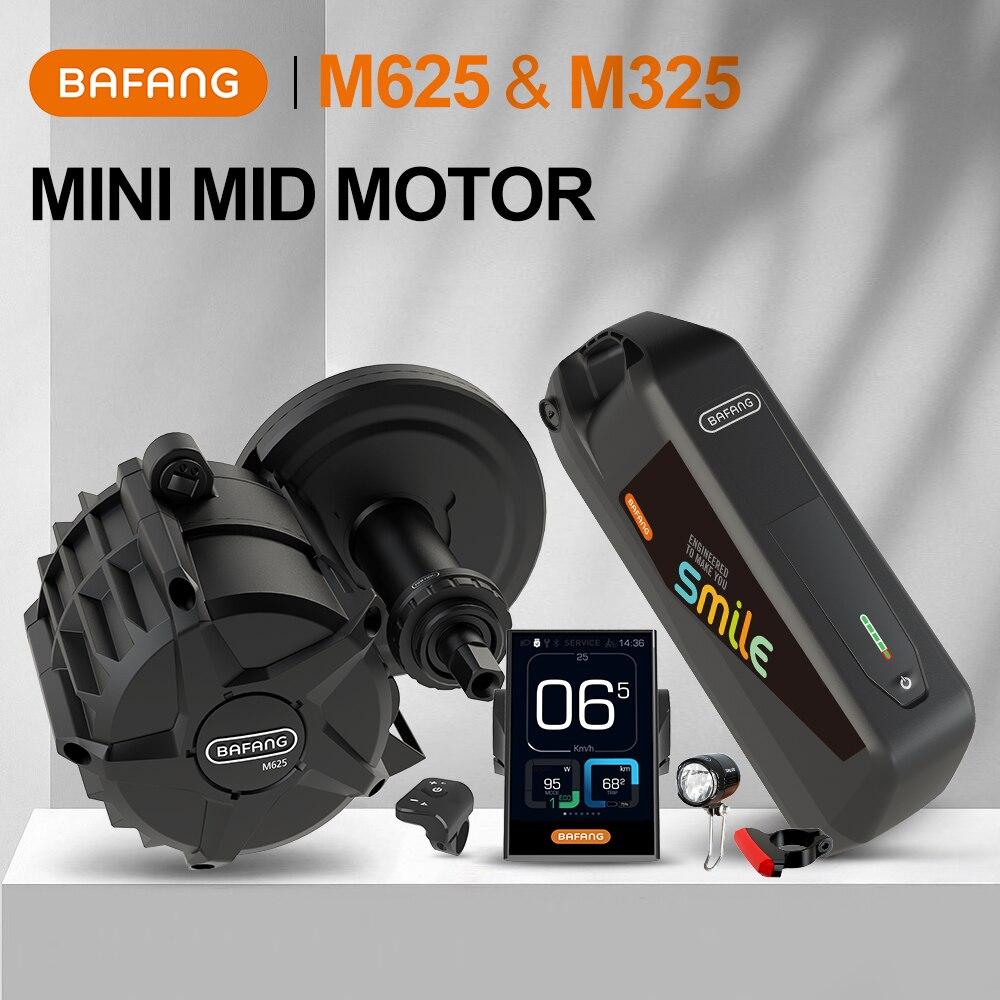 Комплект для электровелосипеда Bafang, центральный приводной двигатель 1000 Вт 750 Вт 500 Вт M325 M625, аккумулятор 21700 Ач   Спорт и развлечения   АлиЭкспресс