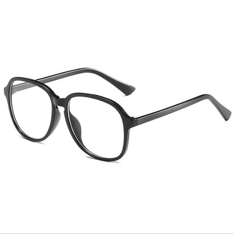 HOTOCHKI Transparent Candy Jelly Colors Glasses Frame New Trend Eyeglasses Frame Women Female Eyewear