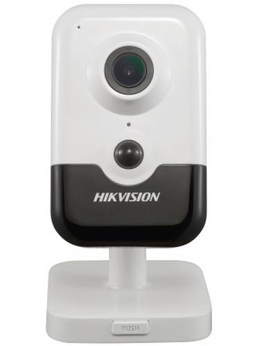 Cámara IP Hikvision HiWatch DS-I453 4-4mm color Bldg blanco