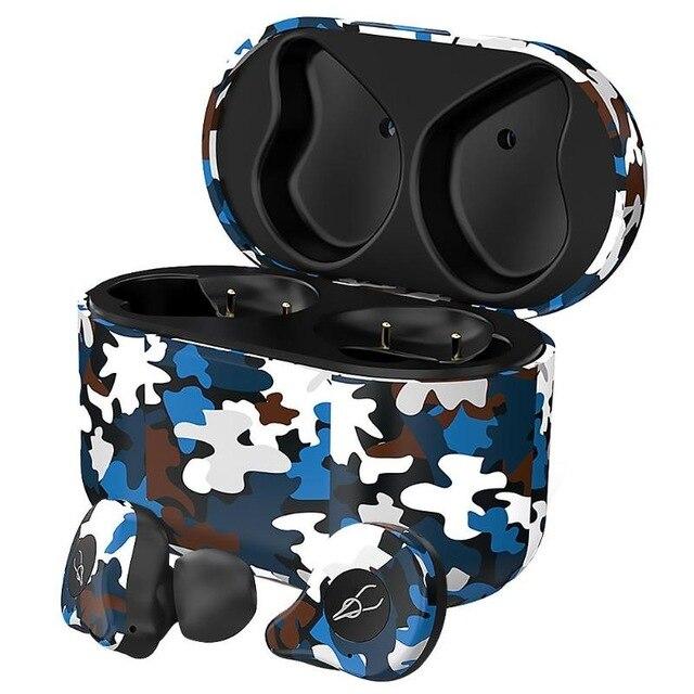 Sabbat E12 Ultra наушнки беспроводние TWS Bluetooth 5.0 Earphone  aptX Earphone Outdoor Camouflage In-Ear Earphones enlarge