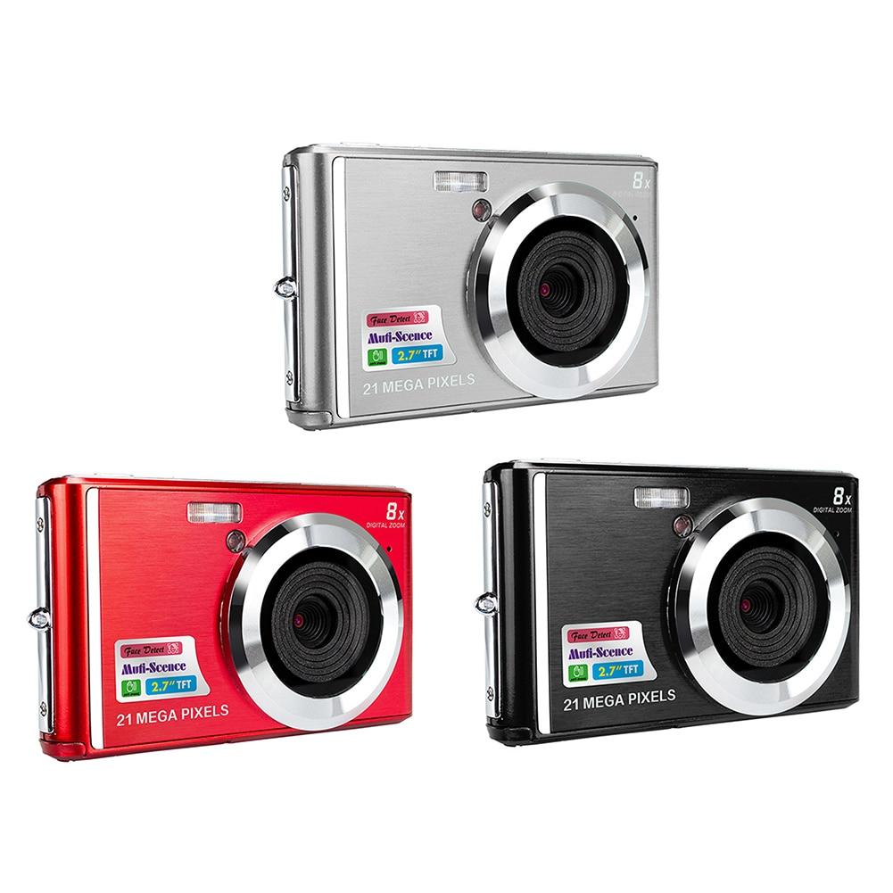 C4 Mini HD Digital Camera CMOS Sensor Portable Travel Photo Video Camera for Children Kid Adult Birthday Gift