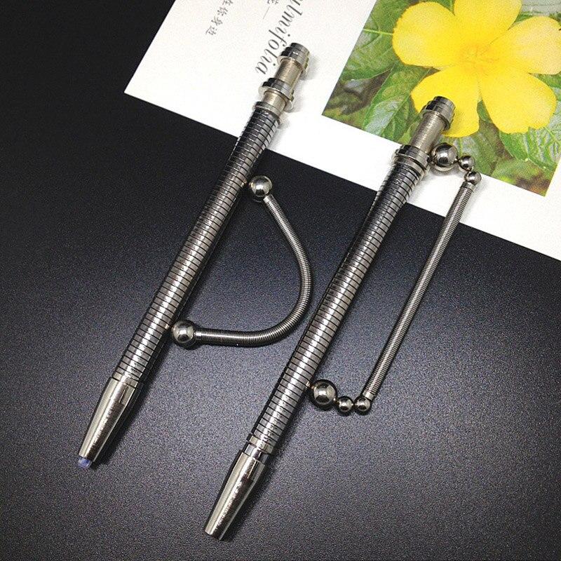 Pluma de descompresión juguete reductor de estrés ultraduradero dedo pluma magnética juguete alivio de estrés Gadget JR ofertas