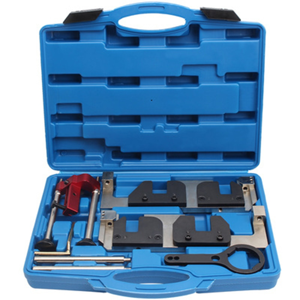 Engine Camshaft Timing Locking Tools Kit For BMW S63 M3 M5 Timing Special Tool Set