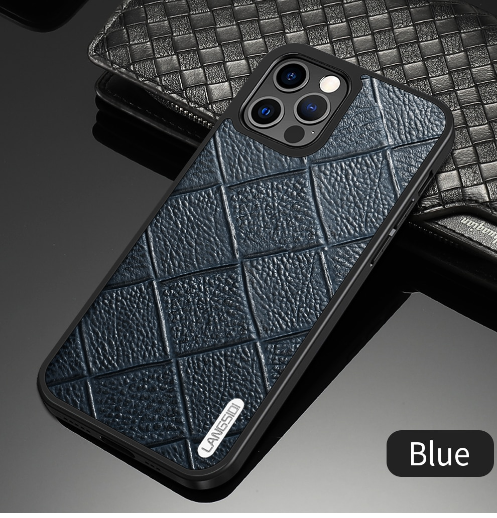 iphone 12 pro max leather case 12