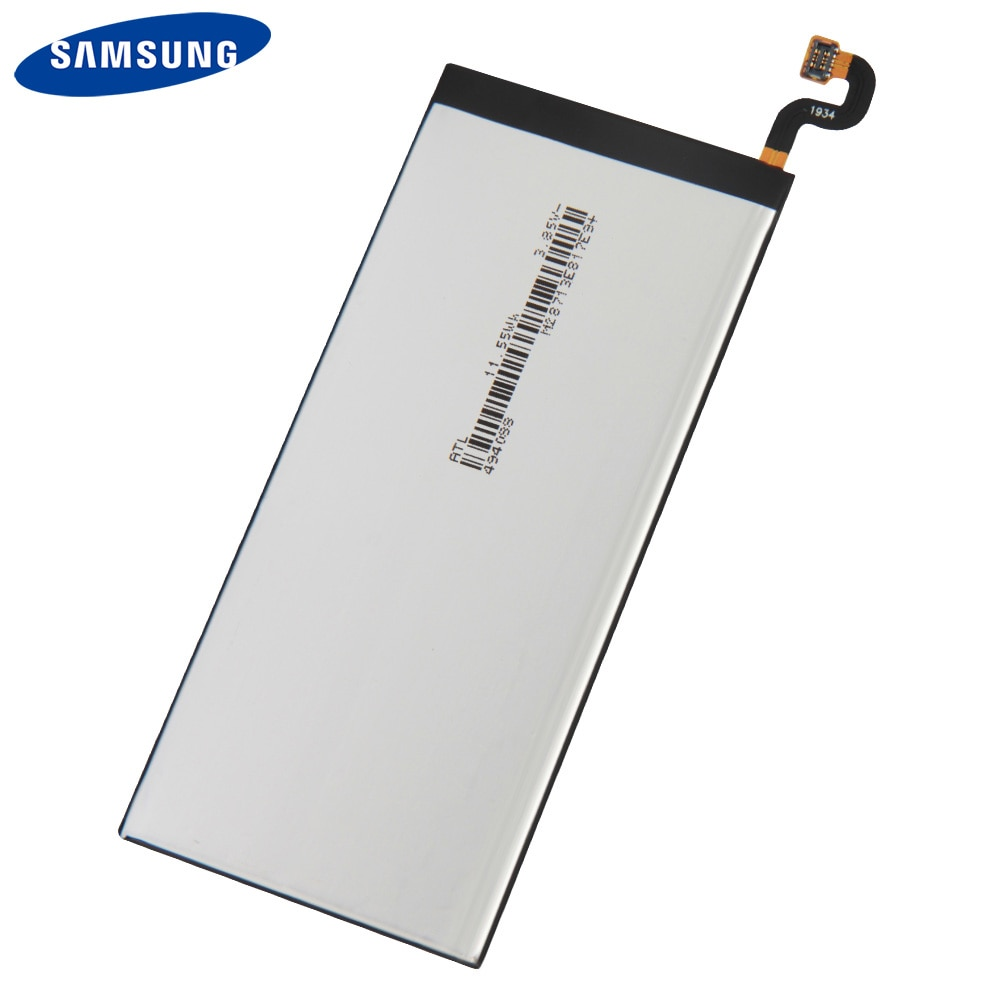 Original Samsung Battery EB-BG935ABE EB-BG935ABA  For Samsung GALAXY S7 Edge G9350 G935FD SM-G935F Phone Battery 3600mAh enlarge