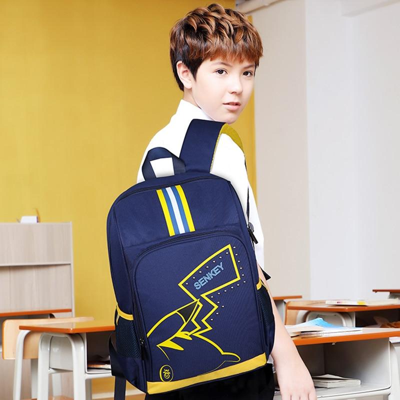 Mochila Oxford impermeable para hombre, mochila para portátil, mochila escolar para adolescentes, mochila de viaje informal a la moda para niños y niñas, mochila masculina