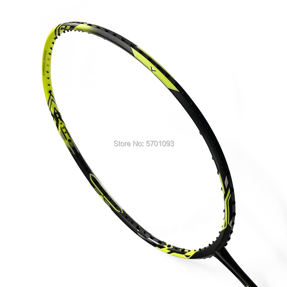 NO. LITE-1 Badminton racket Professional full carbon badminton racket suitable for adult men and women professional players
