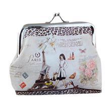 Womens Small Wallet Casual Mini Coin Purse Hasp Card Key Holder сумки для женщин Porta