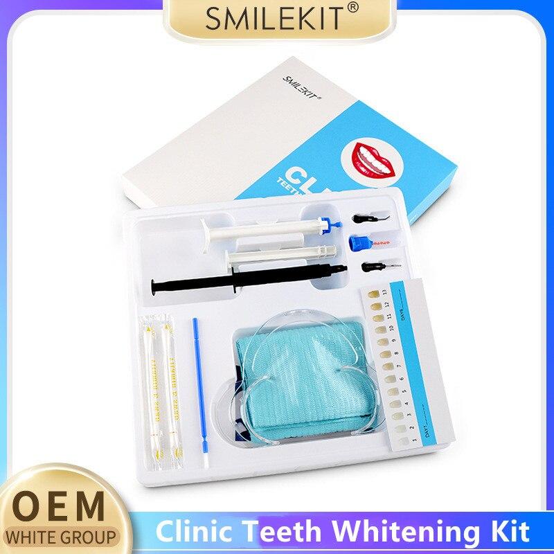 Oral Hygiene Teeth Whitening System Dental Clinic Teeth Whitening Kit
