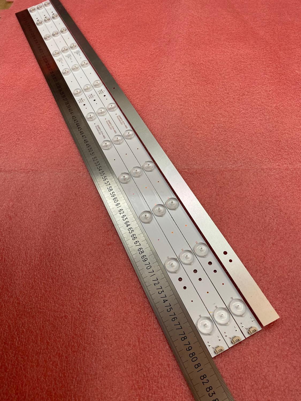 Новые 4 шт. 12 Светодиодный 808 мм светодиодный подсветка полосы для LE40B3000 светодиодный 40ME1000 светодиодный 40D12-ZC14-04 A B светодиодный 40D12-03 (B)