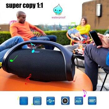 2020 Best Wireless Bluetooth Speaker Waterproof Portable Outdoor Bicycle Speaker Column Box Loudspeaker HIFI Bass FM Radio TF