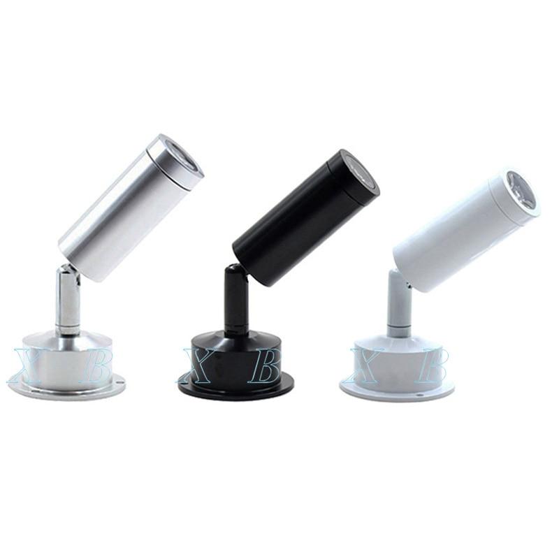 1W 3W LED hose Wall Lamp Flexible Home Hotel Bedside Reading Wall Light Modern Book Lights Aluminum LED Sconces AC110V 220V