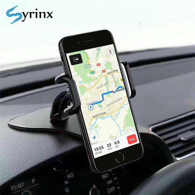 2020 nuevo soporte de teléfono de coche para tablero de instrumentos para iphone 11 PRO clip de diseño HUD soporte de teléfono inteligente de coche 360 rotación montaje Universal de coche