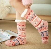 cute baby sock cute slippers kids children soft socks animals print shoes newborns footwear fashion hot sale