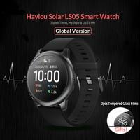 Солнечные Смарт-часы LS05, спортивные металлические фонарики IP68, водонепроницаемые iOS Android фонарики от Youpin