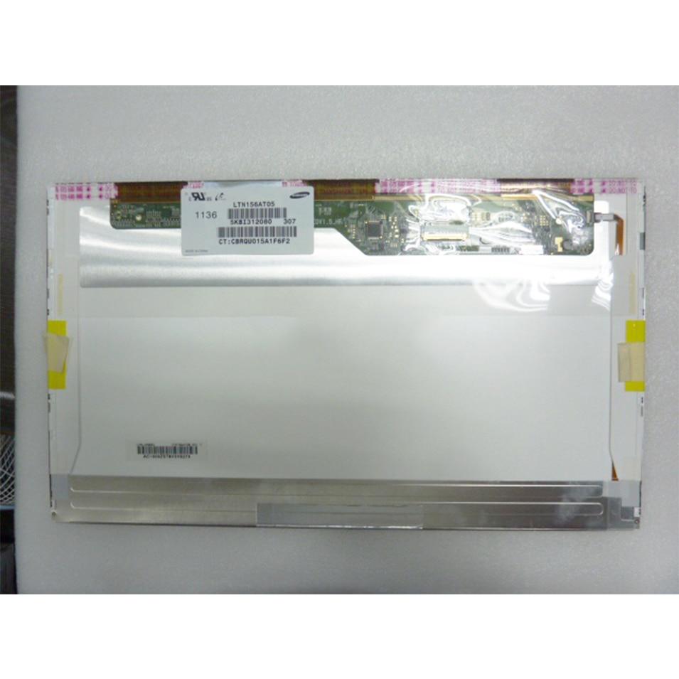 "New Display LTN156AT05-301 001 101 302 307 401 601 701 802 805 H01 Screen for 15.6"" Laptop LCD LED Panel LVDS Matrix HD WXGA"