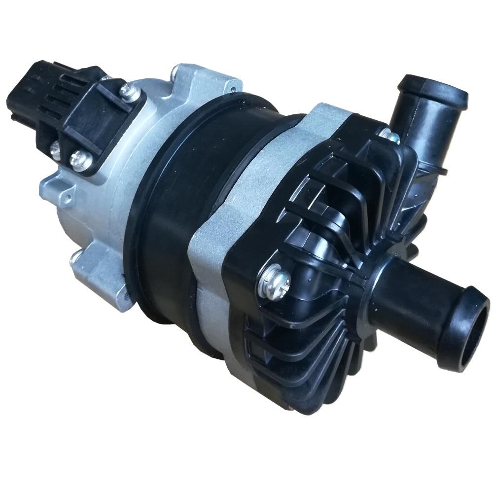 12 В/24 В постоянного тока Электрический водяной насос бесщеточный двигатель центробежный насос охлаждающий насос, Автомобильный Электричес...