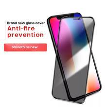 Suitable for iPhone12 Tempered Film HD Anti-fingerprint Protection Film Full Cover Glass 12mini 12Pr