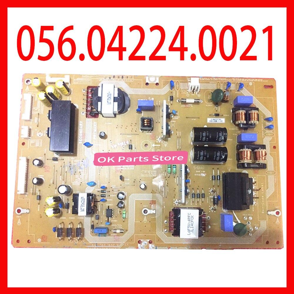 056.04224.0021 لوحة امدادات الطاقة المعدات المهنية لوحة دعم الطاقة للتلفزيون PSLF221301AE بطاقة امدادات الطاقة الأصلية