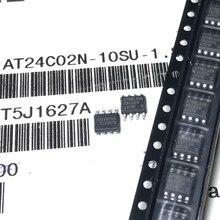 AT24C02N-10SU-1.8 AT24C02N-10SU AT24C02N AT24C02 24C02 SOP-8P nouveau original 20 pcs/lot