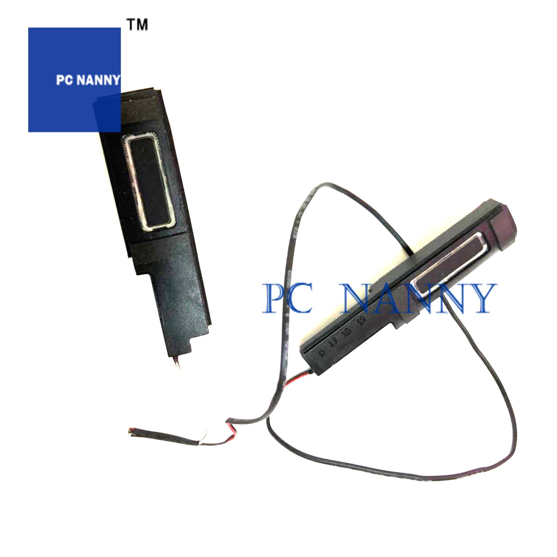 PCNANNY para HP ENVY 13-ad, panel táctil para ratón 920-003591-01 altavoces