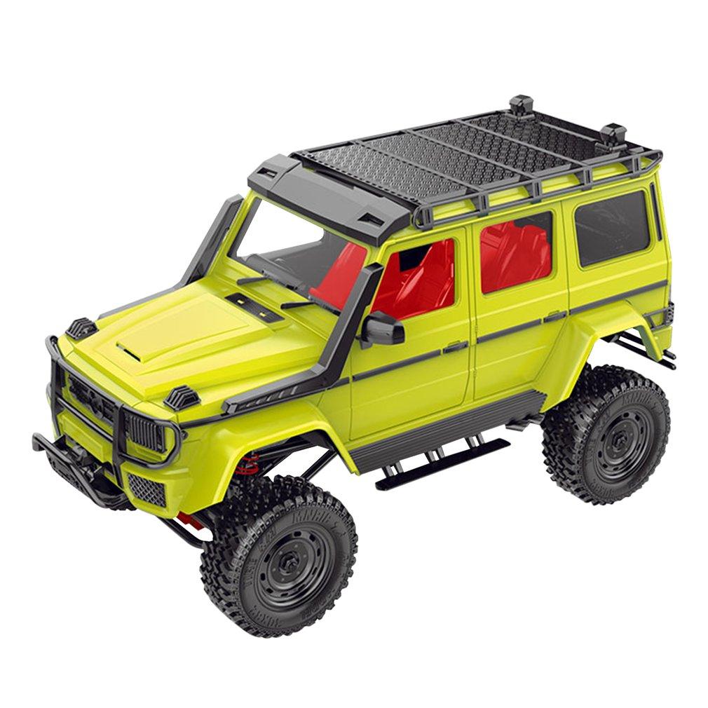 MN86KS 1/12 MN Car KIT 2.4G 4WD 230MM Wheelbase Crawler Off Road Truck WPL MN RC Car 1:12 Unassembled DIY
