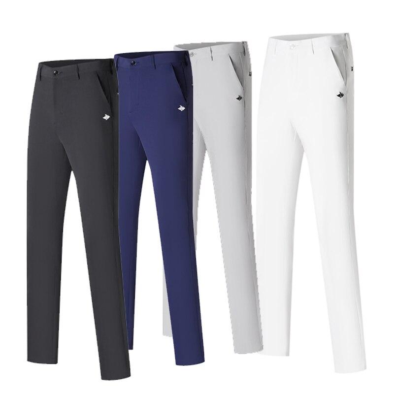 ملابس غولف الرجال السراويل الرياضية الملابس 골프웨어
