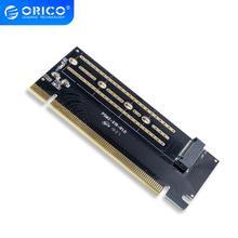 ORICO M.2 NVME zu PCI-E 3,0 X16 Expansion Karte Für Mainboard PCI-e 3,0 Gen3 X16 Unterstützung PCI-E Kanal NVME protokoll m.2 SSD