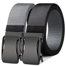 Ratchet Belt Reversible,Bulliant Mens Golf Sports Belt For Casual Jeans Pants,One Belt with 2 Colors