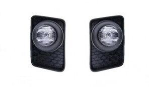 Qirun lumières dassemblage de feux antibrouillard   Couvercles + fils + interrupteur pour Chevrolet Lumina 2010 ~ sur