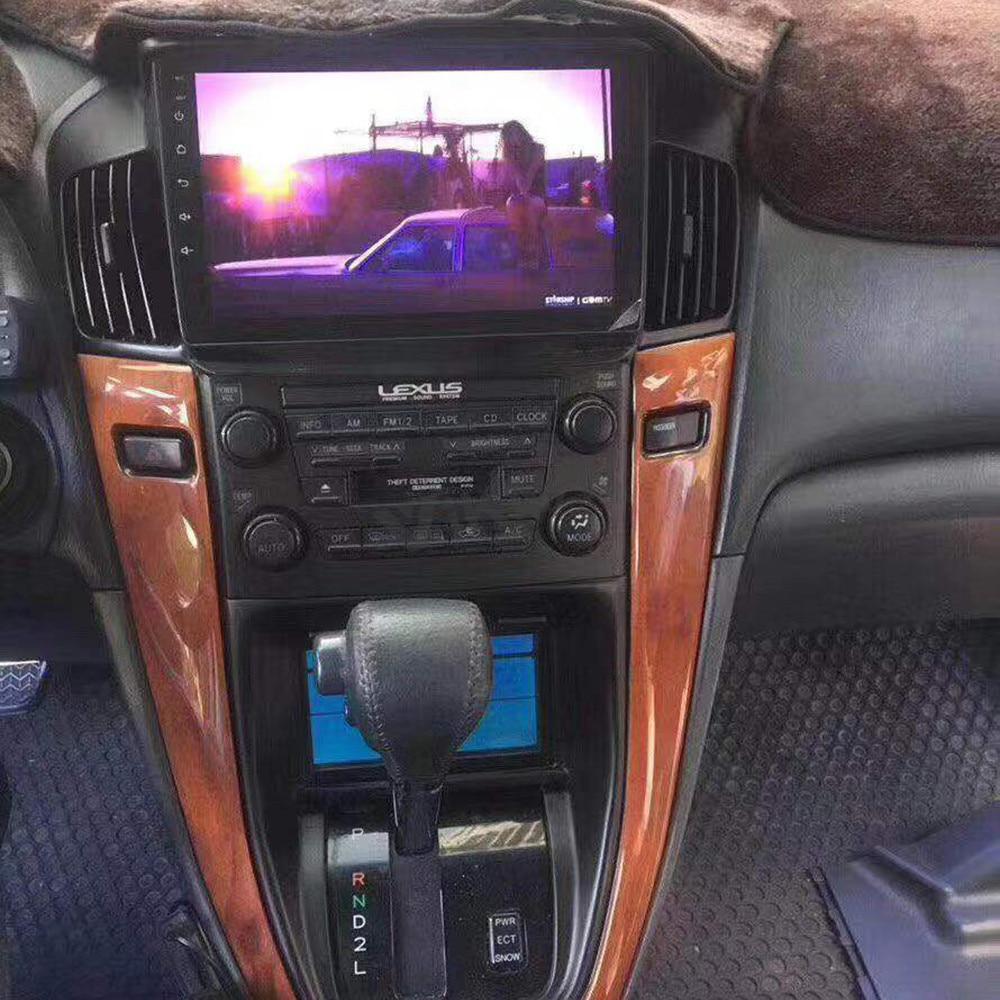 Para lexus rx300 2000, 2001, 2002, 2003 android coche receptor de radio...