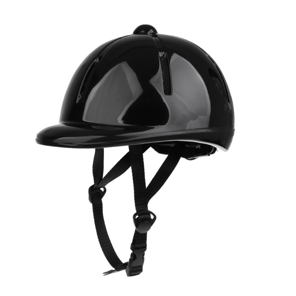 Children Kids Adjustable Horse Riding Hat/Helmet Head Protective Gear Professional horse Helmet Outdoor Sports Equipment