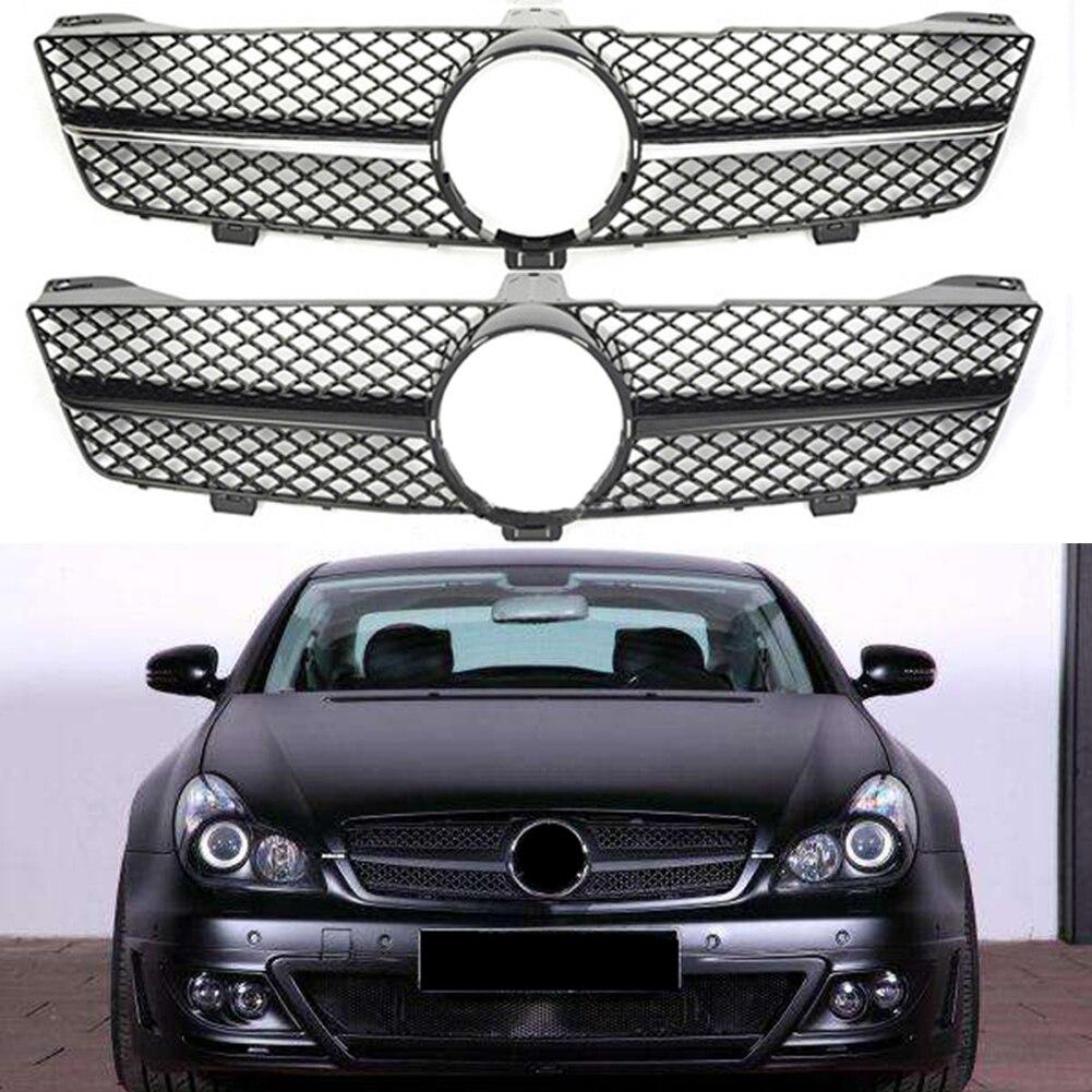 Calandre pour Mercedes Benz W219 CLS Class 2008 2009 2010 Style AMG