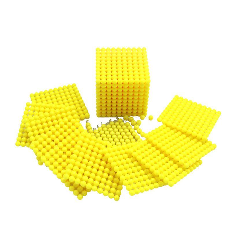 Cuentas de tablero de ajedrez Montessori con número de madera, tarjetas E65D