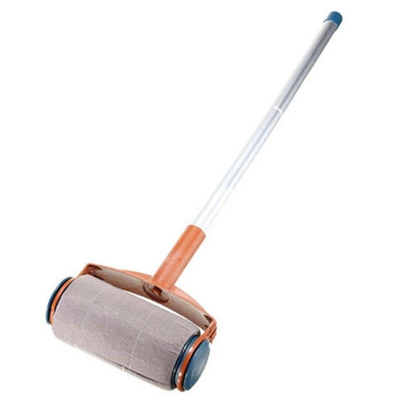 кисточка для нанесения краски малая Ролик для краски JOYLIVE 5 шт./компл. Pro, Флокированный эджер, кисточка, ручка для комнаты, настенная краска, ролик для краски