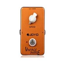 JOYO JF-06 Vintage Phase Phaser Gitarre Effekt Pedal True Bypass Gitarre Zubehör