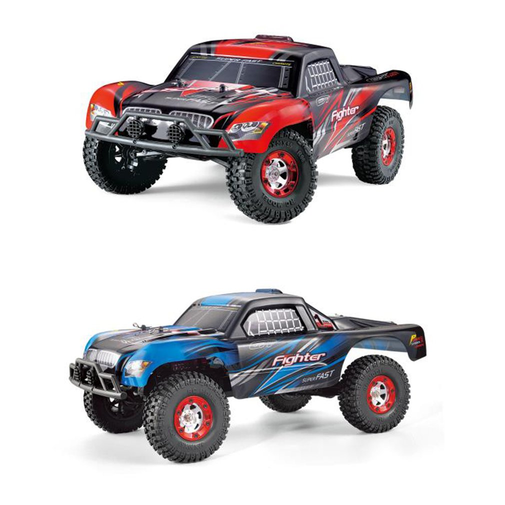 TOYS RC Car 9125 2.4G 1:10 1/10 Scale Racing Car Supersonic Truck Off-Road Vehicle Buggy Electronic Toy enlarge