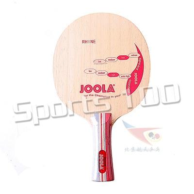 Paleta De Tenis De Mesa JOOLA RHINE (5 capas De madera, bucle y Control) raqueta Ping Pong Bat Tenis De Mesa