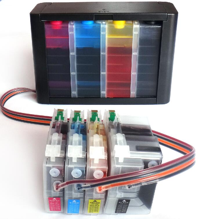 LC3617 LC3619 LC 3617 3619 XL CISS for BROTHER MFC-J3930DW MFC-J3530DW MFC-J2330DW MFC-J2730DW inkjet printer with One Time chip