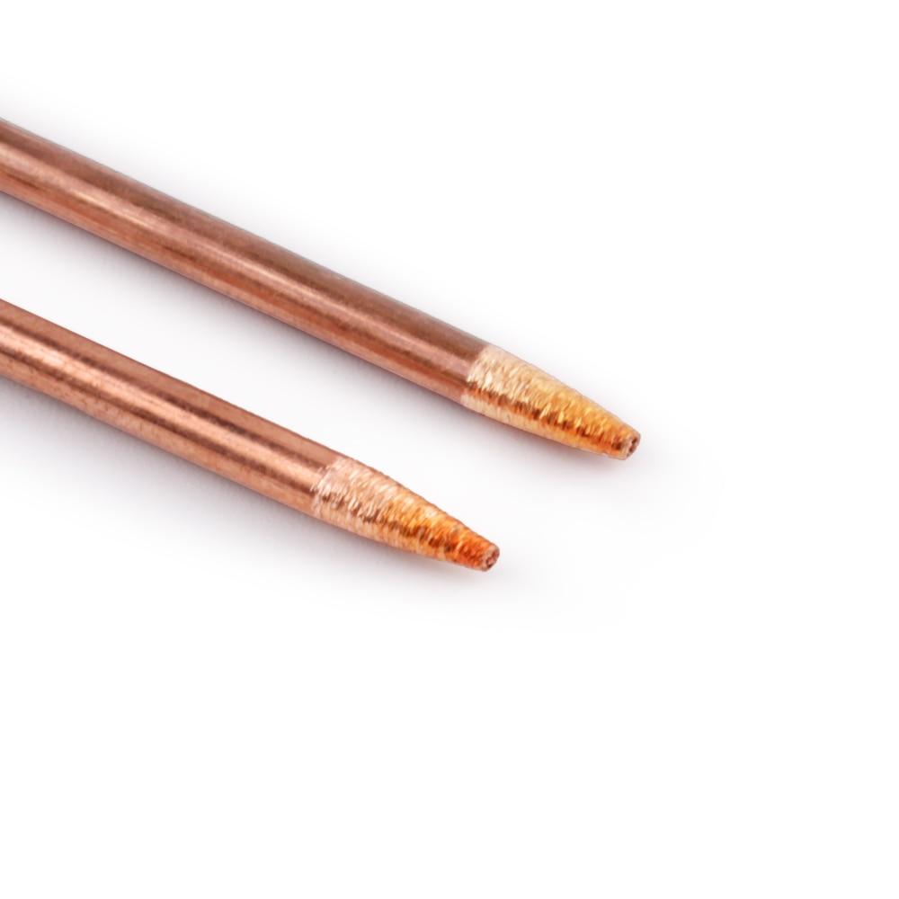 1 Set Mimi Spot Welder Copper Handheld Spot Welding Pen Hole Terminal Connector Kit Trigger Weld Machine Accessory