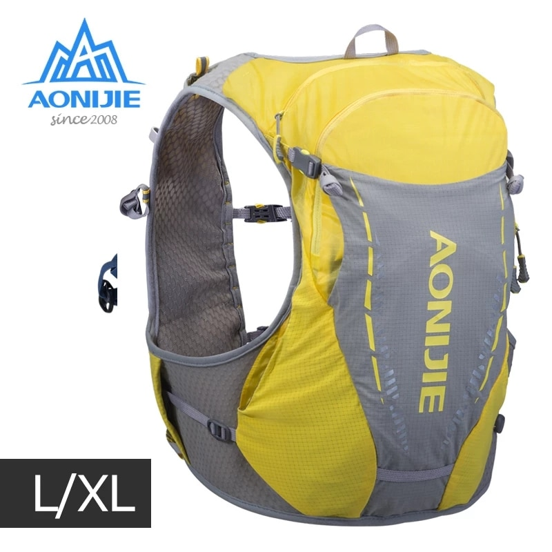 AONIJIE C9103S  LXL Size Outdoor Sport Knapsack Running Vest For Running Hiking Climbing Travel