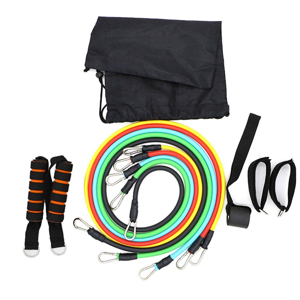 Banda de resistencia portátil para Pilates, ejercicio, Yoga, cuerda de anclaje, equipo de Fitness para facilitar la seguridad, suministro de trabajo