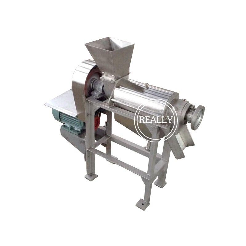 Exprimidor eléctrico de acero inoxidable de 110 V/220 V, máquina exprimidora de zumo de fruta