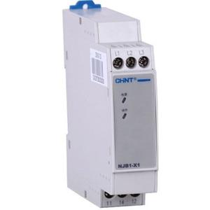 CHINT NJB1-X  Three Phase AC Voltage Monitoring Relay Phase Sequence, Phase Failure Unbalance Protection Elements NJB1-X1