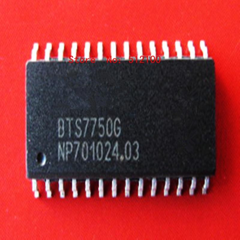 10 pièces BTS7750G SOP28 conducteur de commutateur