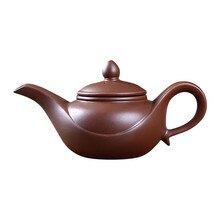 Yixing-théière en argile zhisha   pot Kung fu en céramique filtre théière, bouilloire de petite taille, service à thé 1 pièce